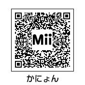 福田花音(QRコード)