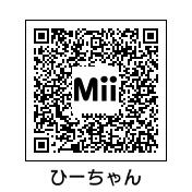 吉川日菜子(QRコード)