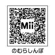 のむらしんぼ(QRコード)