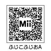 藤子不二雄A(QRコード)