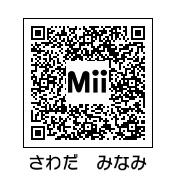 澤田南(QRコード)