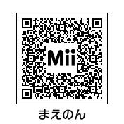 前田希美(QRコード)