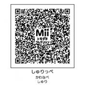 川鍋朱里(QRコードトモコレ)