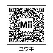 谷井優貴(QRコード)