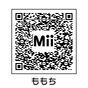 嗣永桃子(QRコード)