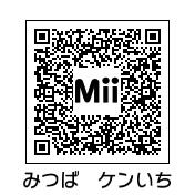三葉ケン一(QRコード)