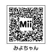 野々花みよ子(QRコード)