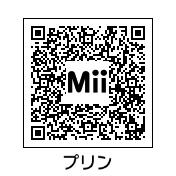 プリン(QRコード)
