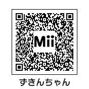 ずきんちゃん(QRコード)