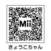 吉沢京子(QRコード)