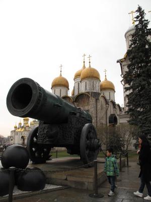露_クレムリンの大砲