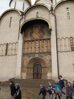 露_クレムリンの聖堂どれか