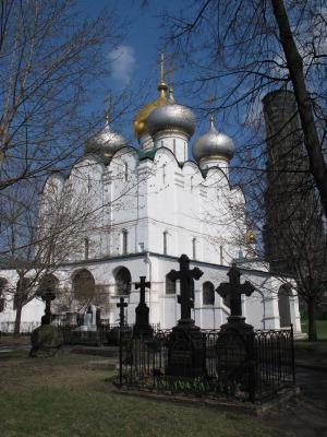 露_ノヴォデヴィチ聖堂