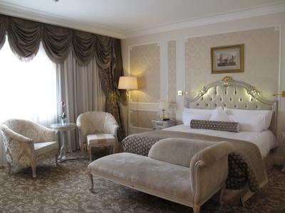 露_エルミタージュホテルの部屋