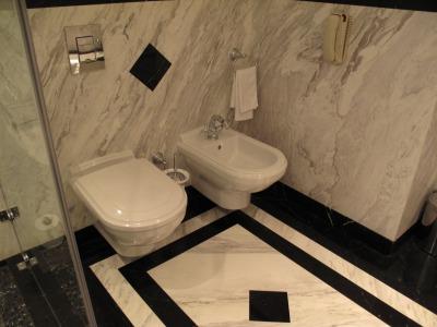 露_エルミタージュホテルのバスルーム