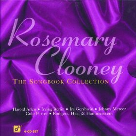 Rosemary Clooney(I Could Write a Book)