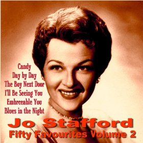 Jo Stafford(It Could Happen to You)
