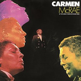 Carmen McRae(On A Clear Day)