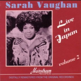 Sarah Vaughan(On A Clear Day)