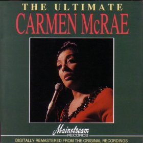 Carmen McRae(Blame It on My Youth)