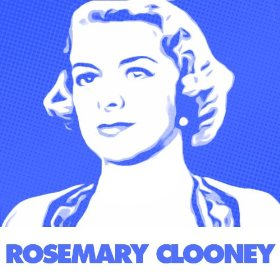 Rosemary Clooney(Blame It on My Youth)