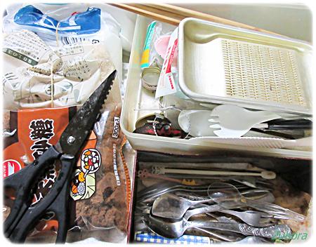 断捨離キッチン