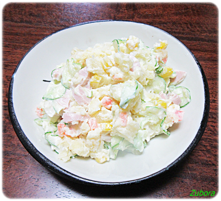 ボテトサラダ