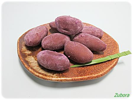 ミニストップの紫芋スイーツ「芋っころ」
