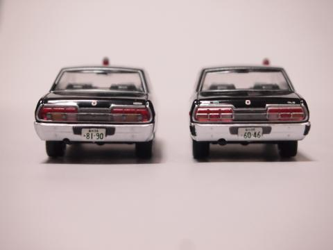 TLVN 特捜最前線 西部警察 セドリック