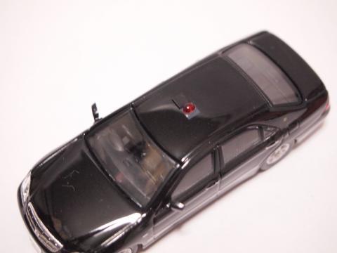 RAI'S クラウン 警察本部交通覆面車両