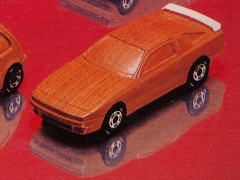トミカ 試作木型