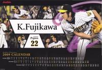 ジョーシンカレンダー2009年_球児