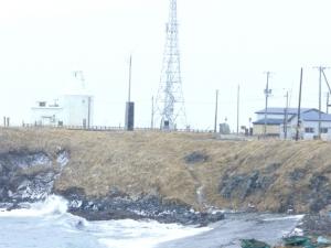 納沙布岬灯台1