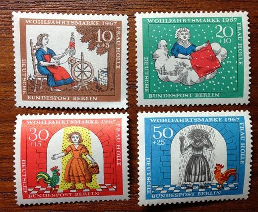 IMG_9125 西ドイツ 1967年 ホレおばさん