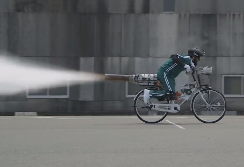 biwa bike washing machine