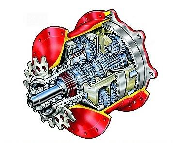 Rohloff Speedhub14-speed