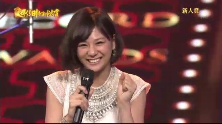 おめでとう!2代目【GTO】美姫が最優秀新人賞!!御母さん出たよ