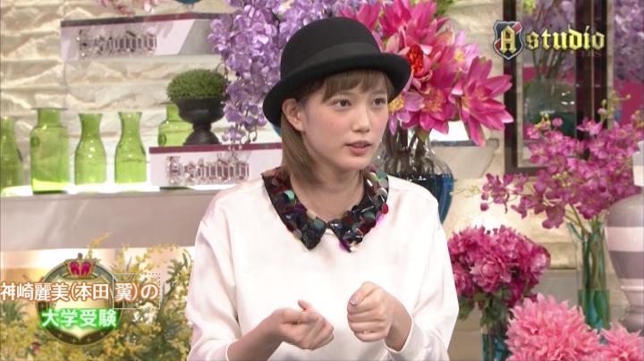 お帰り!2代目【GTO】神崎麗美A-Studioに復帰?神崎の大学受験失敗