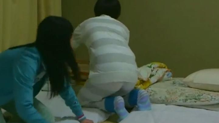 2代目【GTO】神崎麗美お宝パジャマシーンを披露、パジャマ(アップ)4