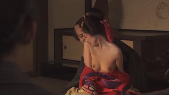 魅せた【花宵道中】安達祐実がヌードと濡れ場を披露!