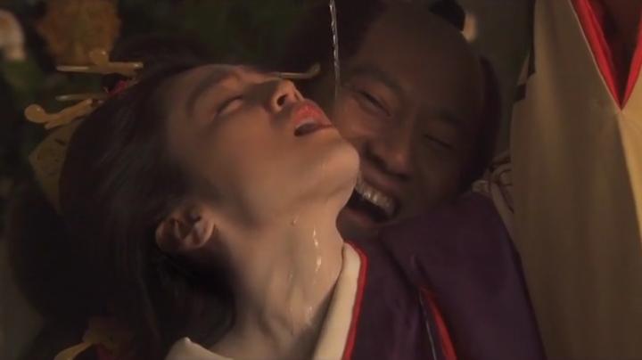 魅せた【花宵道中】安達祐実ヌードと濡れ場!1回目、絡み2