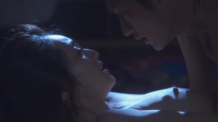 魅せた【花宵道中】安達祐実ヌードと濡れ場!2回目、絡み10(暗)