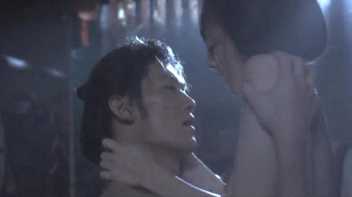 魅せた【花宵道中】安達祐実ヌードと濡れ場!2回目、絡み8(明)