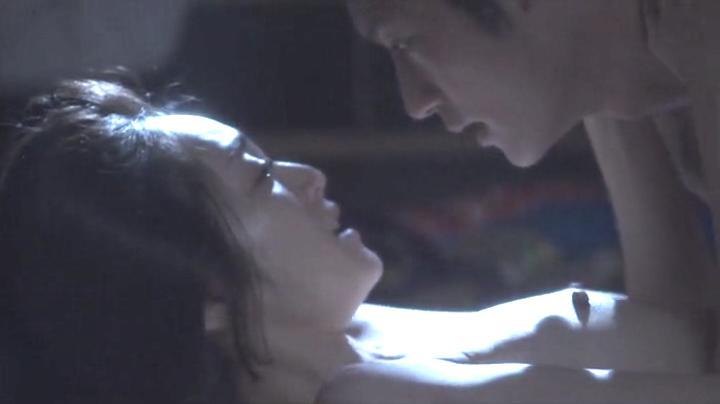 魅せた【花宵道中】安達祐実ヌードと濡れ場!2回目、絡み12(明)