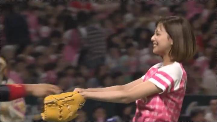 2代目【GTO】葛城美姫タレント引退?女子ブロ野球へ?ウィニングボール(?)