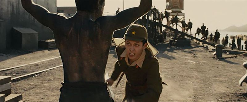 渡邊軍曹の突進