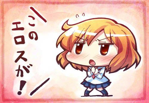 【二次元 24枚】 琴浦さんのエロ画像まとめ! その2 No.3