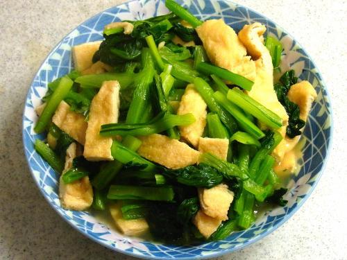 150308-231小松菜と油揚げ(S)