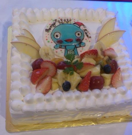 みやたんケーキ3