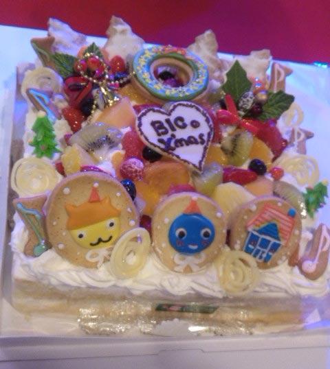 みやたんケーキ2